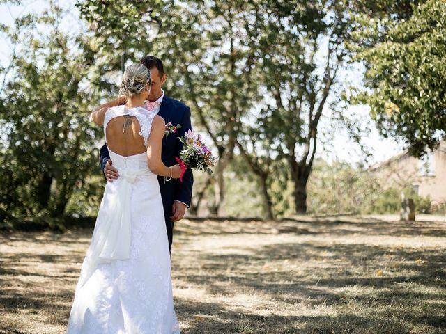 Le mariage de Cyril et Emilie à Montpezat-de-Quercy, Tarn-et-Garonne 41