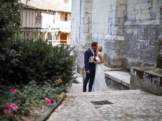 Le mariage de Cyril et Emilie à Montpezat-de-Quercy, Tarn-et-Garonne 49