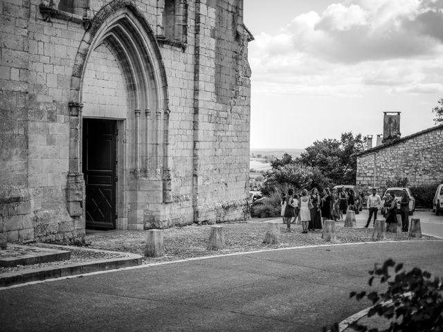 Le mariage de Cyril et Emilie à Montpezat-de-Quercy, Tarn-et-Garonne 61