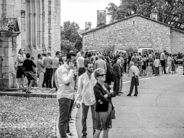 Le mariage de Cyril et Emilie à Montpezat-de-Quercy, Tarn-et-Garonne 63