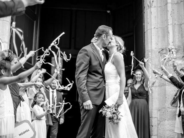 Le mariage de Cyril et Emilie à Montpezat-de-Quercy, Tarn-et-Garonne 79