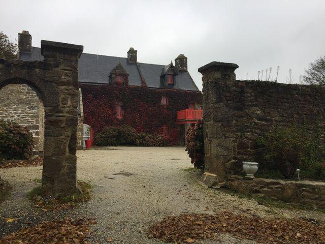 Le mariage de Clément et Marie à Plougastel-Daoulas, Finistère 1