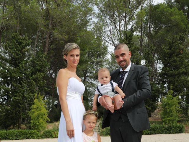 Le mariage de Jérémie et Angélique à Codognan, Gard 8