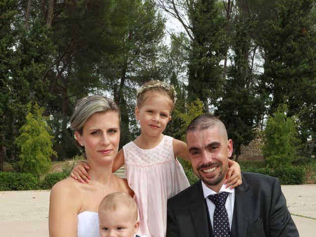 Le mariage de Jérémie et Angélique à Codognan, Gard 9