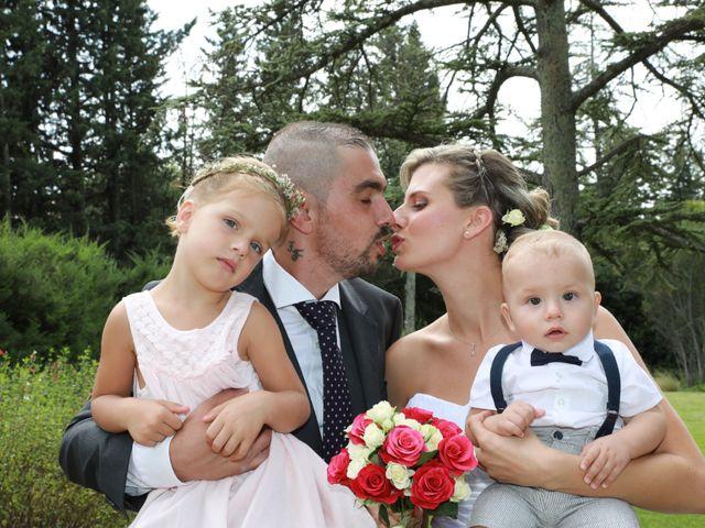 Le mariage de Jérémie et Angélique à Codognan, Gard 11