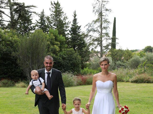 Le mariage de Jérémie et Angélique à Codognan, Gard 12