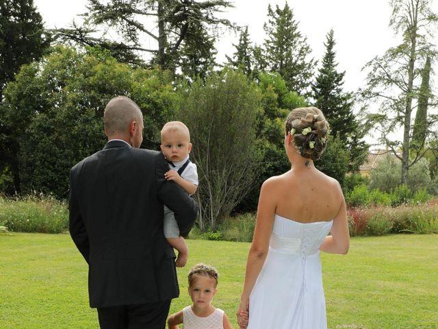 Le mariage de Jérémie et Angélique à Codognan, Gard 13