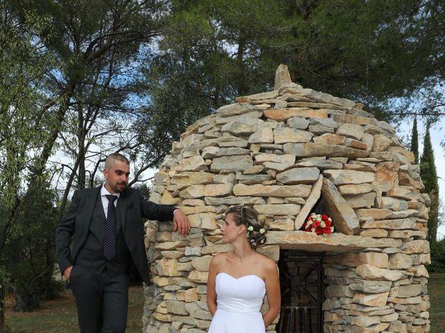 Le mariage de Jérémie et Angélique à Codognan, Gard 1