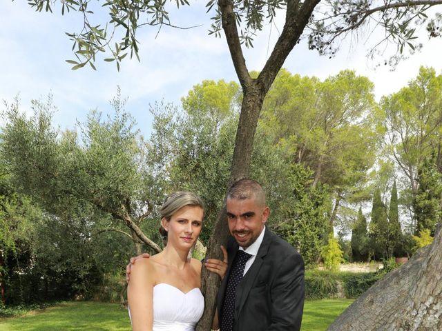 Le mariage de Jérémie et Angélique à Codognan, Gard 15