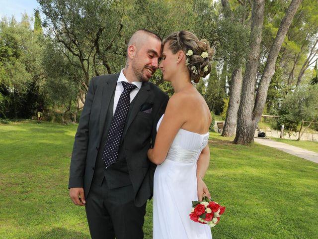 Le mariage de Jérémie et Angélique à Codognan, Gard 16