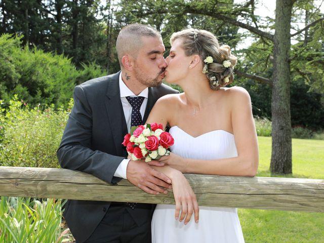 Le mariage de Jérémie et Angélique à Codognan, Gard 17