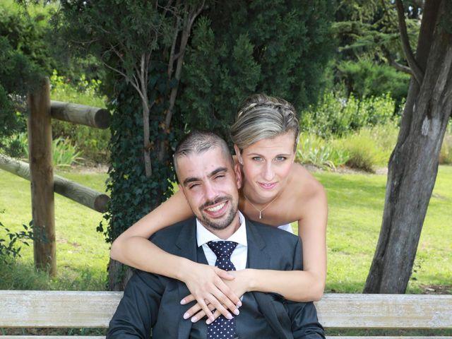 Le mariage de Jérémie et Angélique à Codognan, Gard 23