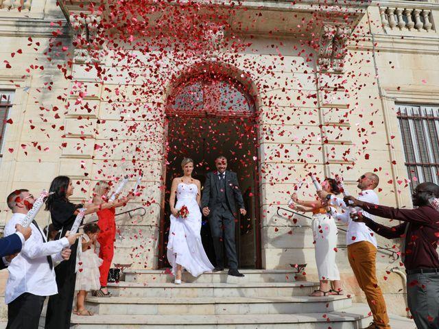 Le mariage de Jérémie et Angélique à Codognan, Gard 25