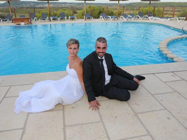 Le mariage de Jérémie et Angélique à Codognan, Gard 33