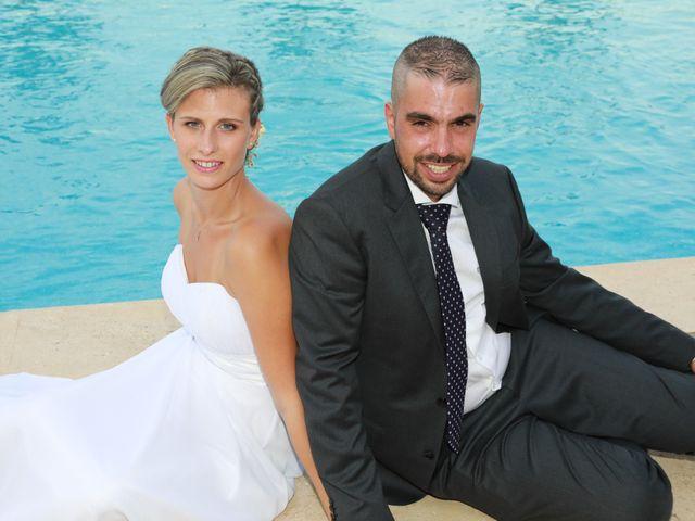 Le mariage de Jérémie et Angélique à Codognan, Gard 34
