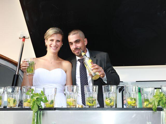Le mariage de Jérémie et Angélique à Codognan, Gard 35