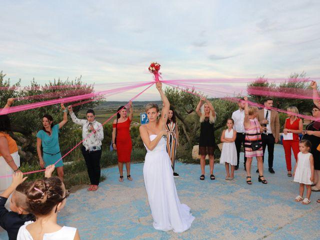 Le mariage de Jérémie et Angélique à Codognan, Gard 41