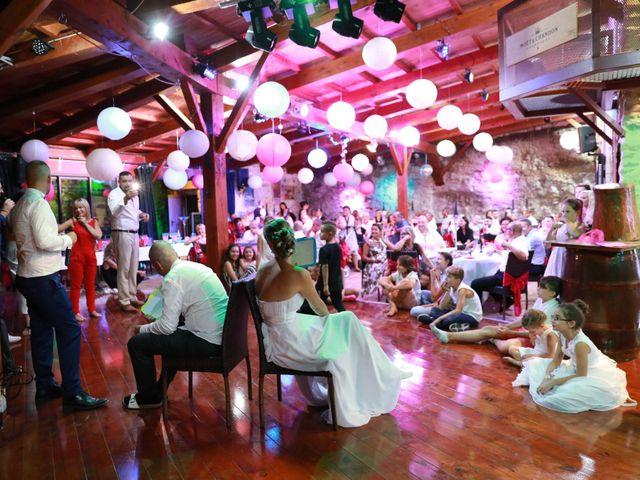 Le mariage de Jérémie et Angélique à Codognan, Gard 44