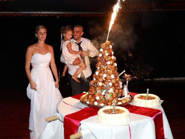 Le mariage de Jérémie et Angélique à Codognan, Gard 48