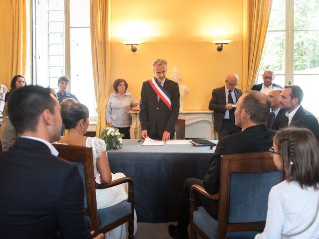 Le mariage de Victor et Corinne à Bois-d'Arcy, Yvelines 16