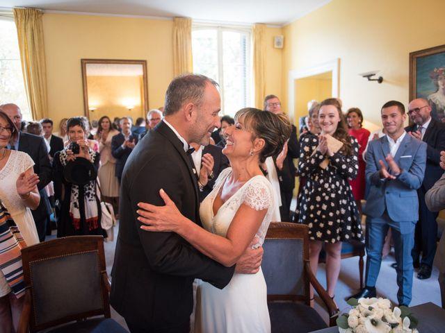 Le mariage de Victor et Corinne à Bois-d'Arcy, Yvelines 19
