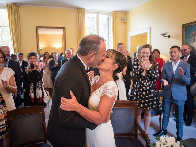 Le mariage de Victor et Corinne à Bois-d'Arcy, Yvelines 20