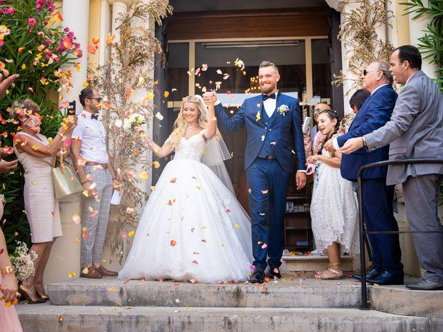 Le mariage de Gaëtan et Tifany à Le Cannet, Alpes-Maritimes 12
