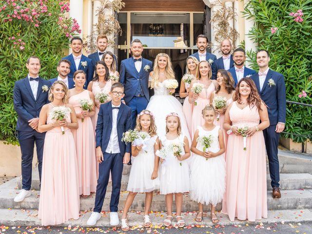 Le mariage de Gaëtan et Tifany à Le Cannet, Alpes-Maritimes 15