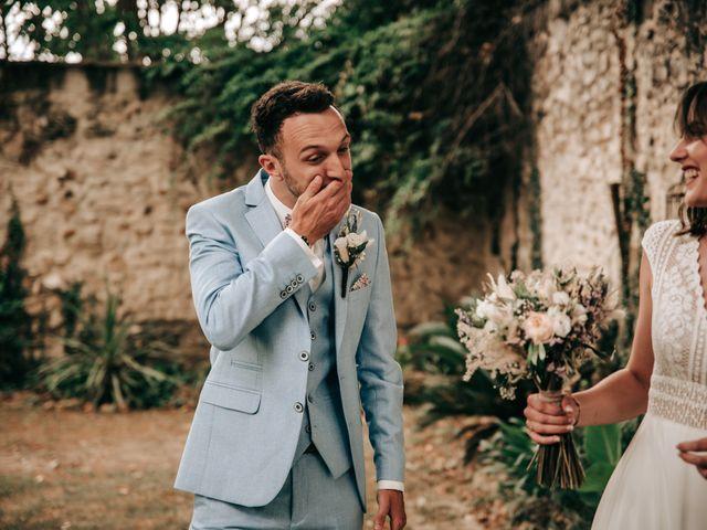 Le mariage de Maxime et Aurélie à Saint-Laurent-des-Arbres, Gard 25