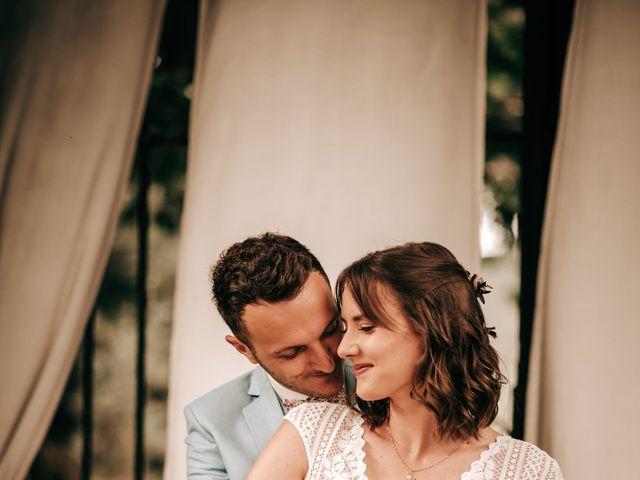 Le mariage de Maxime et Aurélie à Saint-Laurent-des-Arbres, Gard 26