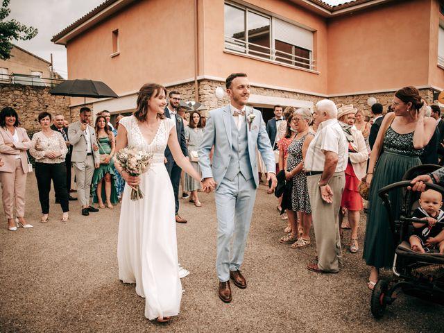 Le mariage de Maxime et Aurélie à Saint-Laurent-des-Arbres, Gard 29