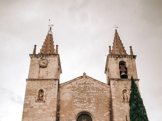 Le mariage de Maxime et Aurélie à Saint-Laurent-des-Arbres, Gard 30