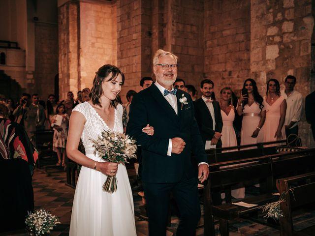 Le mariage de Maxime et Aurélie à Saint-Laurent-des-Arbres, Gard 33