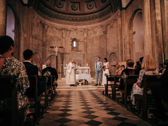 Le mariage de Maxime et Aurélie à Saint-Laurent-des-Arbres, Gard 34