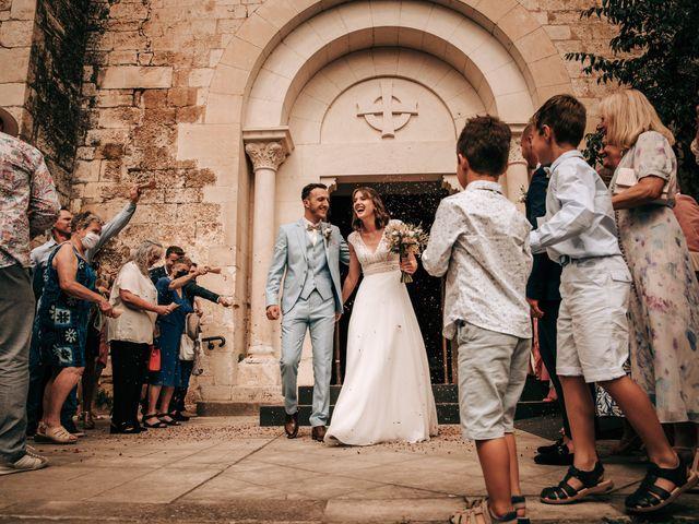 Le mariage de Maxime et Aurélie à Saint-Laurent-des-Arbres, Gard 39