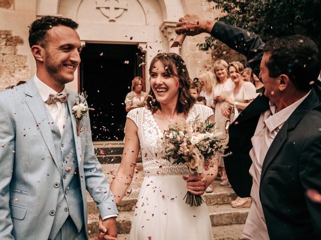Le mariage de Maxime et Aurélie à Saint-Laurent-des-Arbres, Gard 40