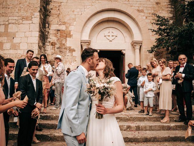 Le mariage de Maxime et Aurélie à Saint-Laurent-des-Arbres, Gard 41