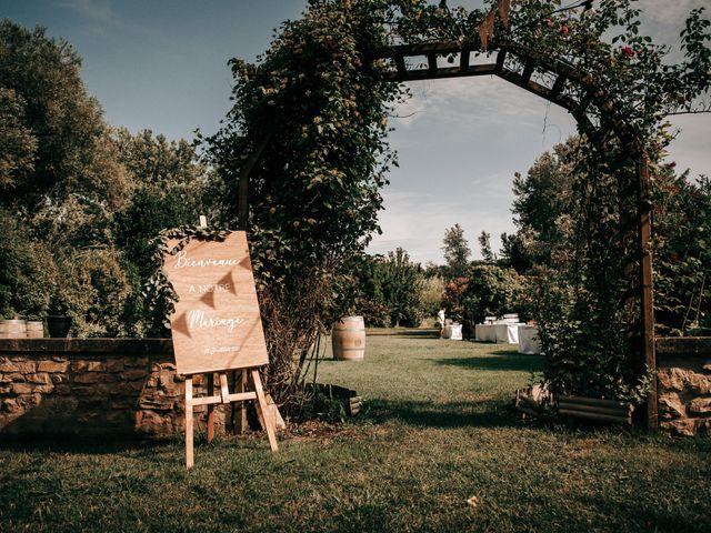 Le mariage de Maxime et Aurélie à Saint-Laurent-des-Arbres, Gard 45