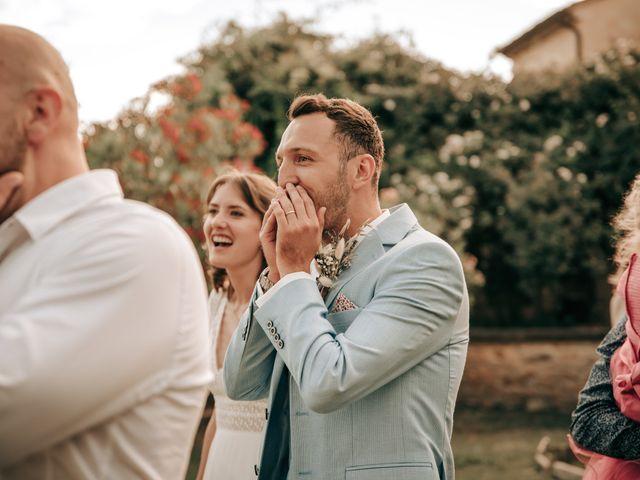 Le mariage de Maxime et Aurélie à Saint-Laurent-des-Arbres, Gard 63