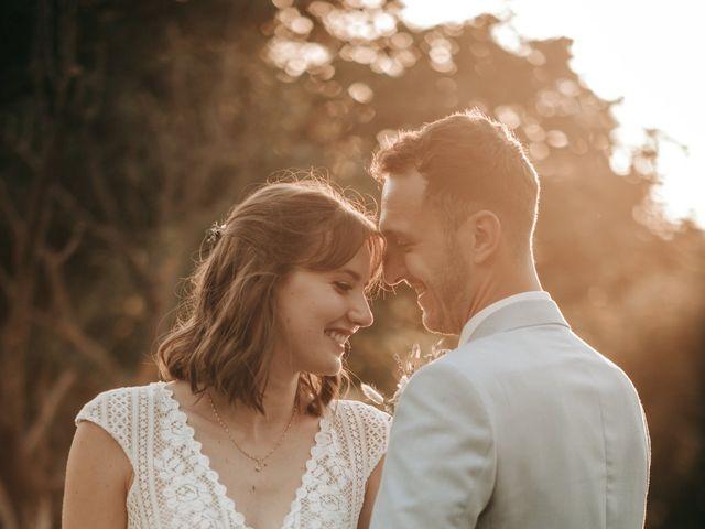 Le mariage de Maxime et Aurélie à Saint-Laurent-des-Arbres, Gard 69