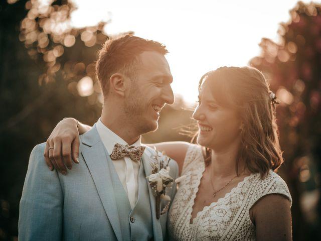 Le mariage de Maxime et Aurélie à Saint-Laurent-des-Arbres, Gard 72