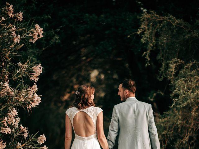 Le mariage de Maxime et Aurélie à Saint-Laurent-des-Arbres, Gard 73