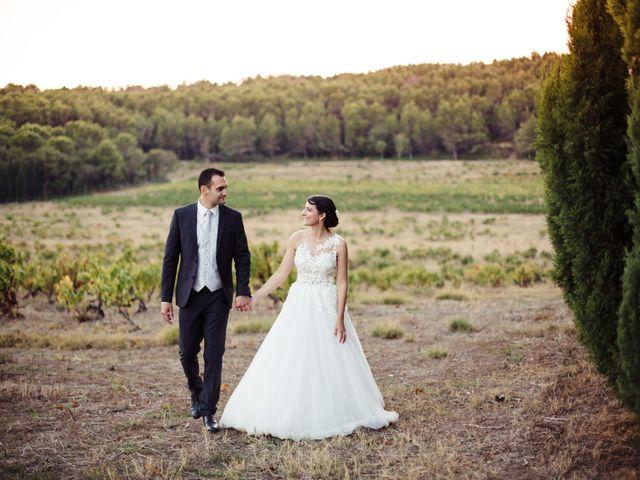 Le mariage de Joy et Antony