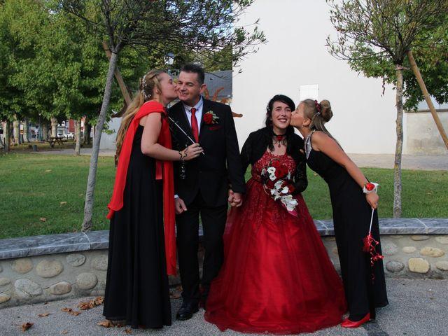 Le mariage de Bruno et Isabelle à Laloubère, Hautes-Pyrénées 8