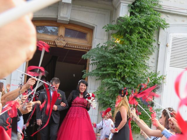 Le mariage de Bruno et Isabelle à Laloubère, Hautes-Pyrénées 20