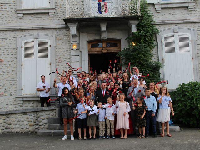 Le mariage de Bruno et Isabelle à Laloubère, Hautes-Pyrénées 27