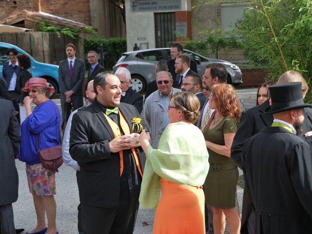 Le mariage de Christophe et Romain à Baziège, Haute-Garonne 2