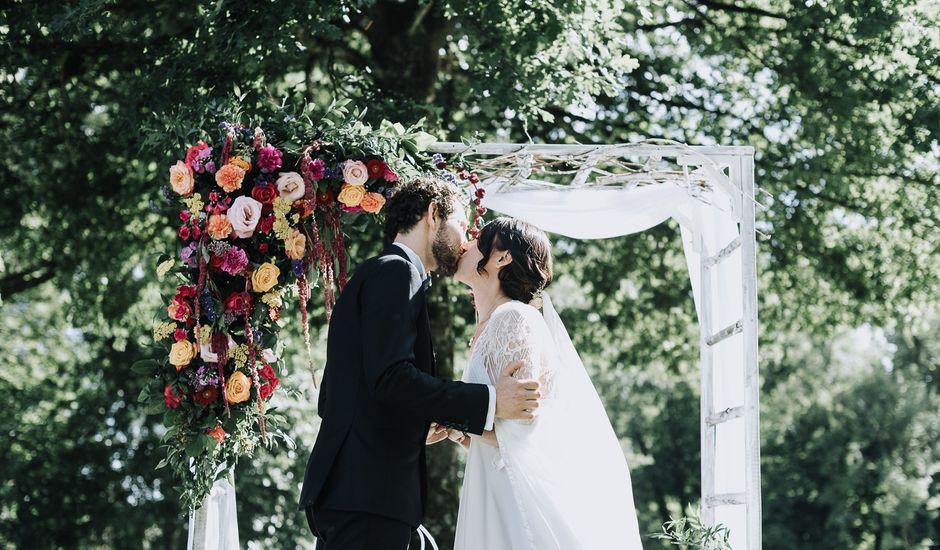 Le mariage de Morgan et Louisiane à Landaville, Vosges