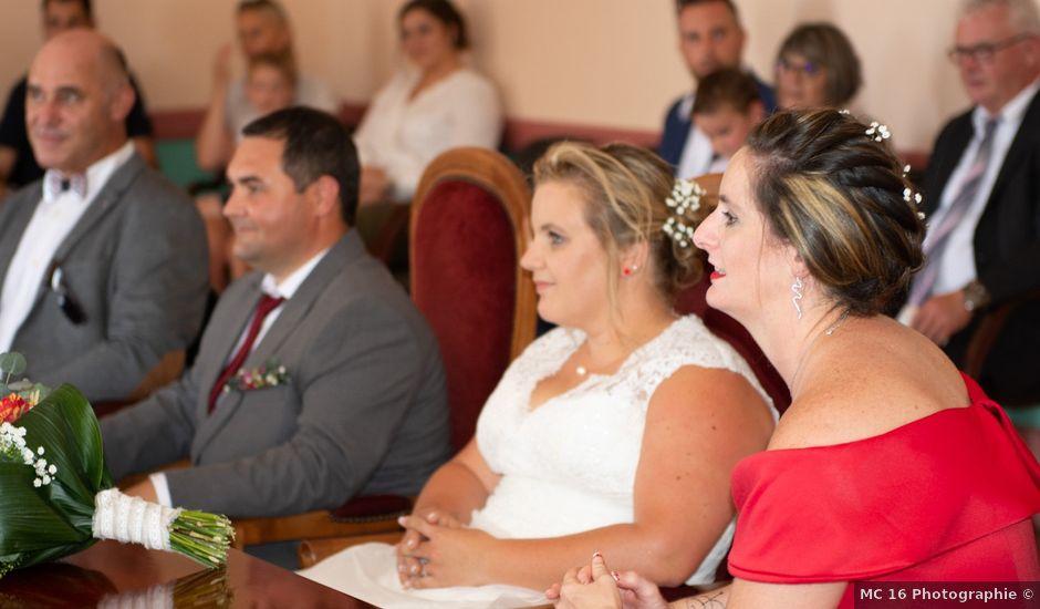 Le mariage de Micka et Emeline à Vars, Charente
