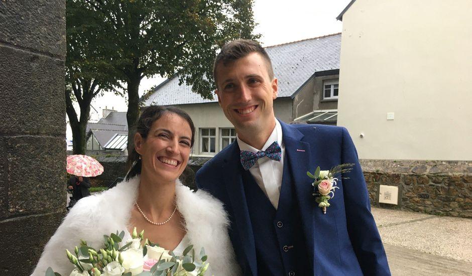 Le mariage de Clément et Marie à Plougastel-Daoulas, Finistère